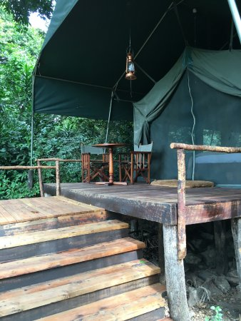 andBeyond Kichwa Tembo Tented C& the awesome  tents  & the awesome