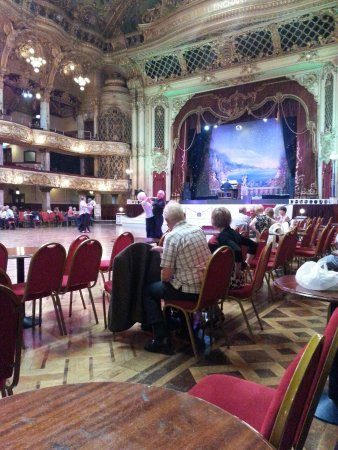 The Blackpool Tower Ballroom : 20160714_111248_large.jpg