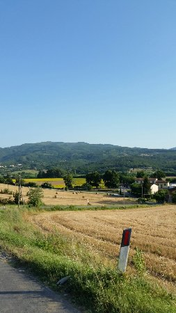 Vicchio, Italien: B&B stay, a couple exploring Tuscan countryside