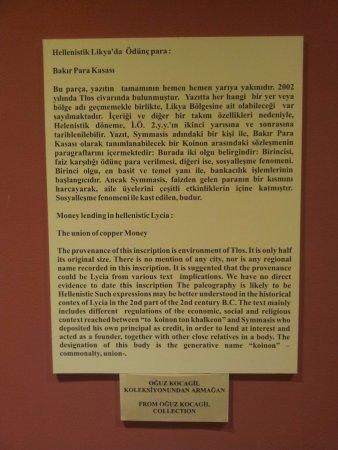 fethiye müzesi - Fethiye Müzesi, Fethiye Resmi - TripAdvisor