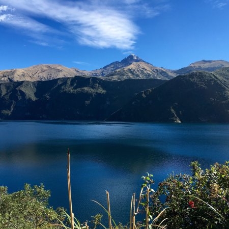 Laguna Cuicocha, Эквадор: Amazing views! Fabulous hikes and history!