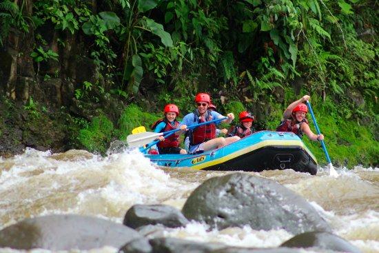 Puerto Viejo de Sarapiqui, Costa Rica: Pura Vida!