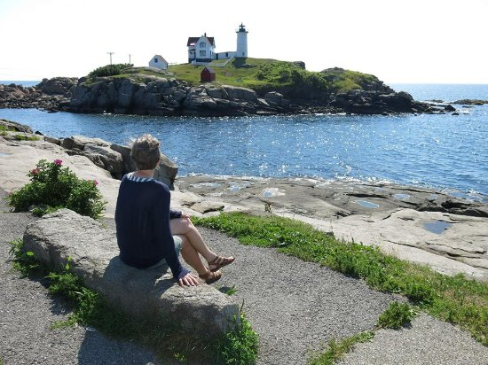 York, ME: I really could have sat there all day long.