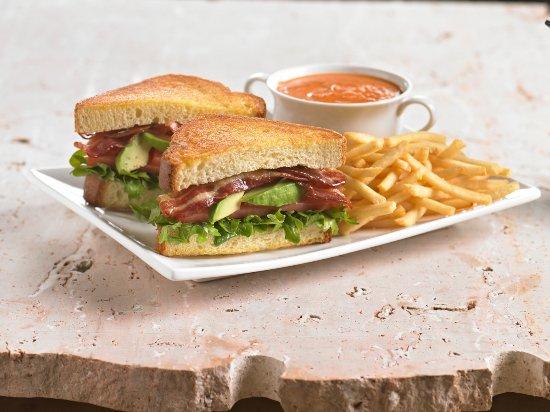 San Ysidro, Californie : Sandwich