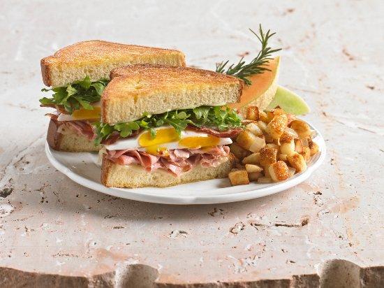 San Ysidro, Kalifornien: Breakfast Sandwich