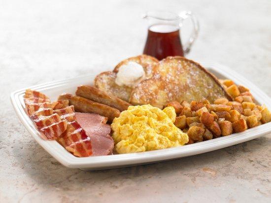 San Ysidro, Californien: Lumberjack Breakfast