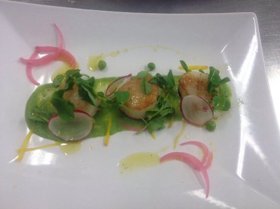 Little Weighton, UK: Some of the fabulous new dishes from our summer menu