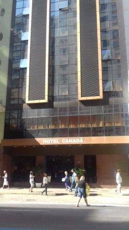 Grande Hotel Canada : FRENTE PANORÂMICA