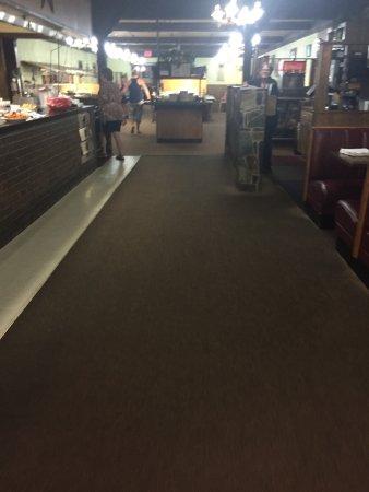 Hereford, TX: Parson's Steakhouse