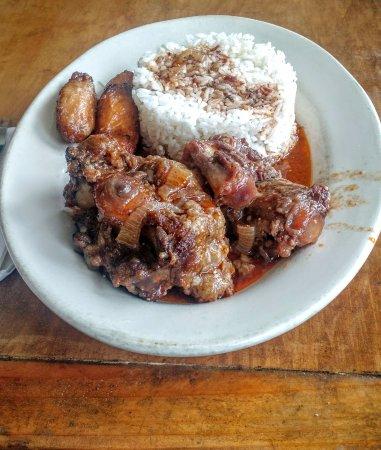 CubaItalia: Oxtail Stew