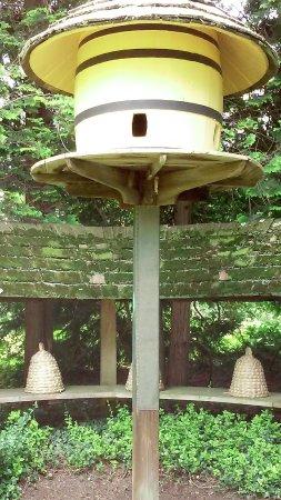 Monkton, Maryland: The Yellow Garden
