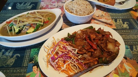 Hurst, Техас: Sweet Basil Thai Cuisine