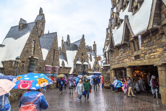 Usj the wizarding world of harry potter picture of universal universal studios japan usj the wizarding world of harry potter gumiabroncs Choice Image