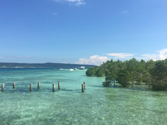 Vanishing Island: Communing with nature at its simplest form