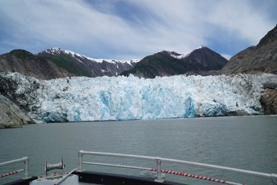 Glacier Tracy Arm Fjord Picture Of Adventure Bound Alaska - Tracy arm fjord
