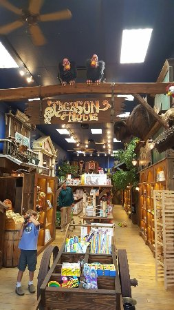‪The Jackson Hole Toy Store‬