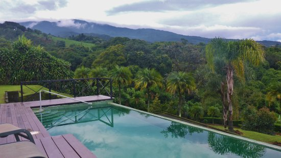 Grecia, Costa Rica: stunning pool view!