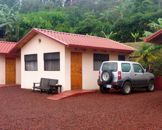 Grecia, Costa Rica: Our cabin