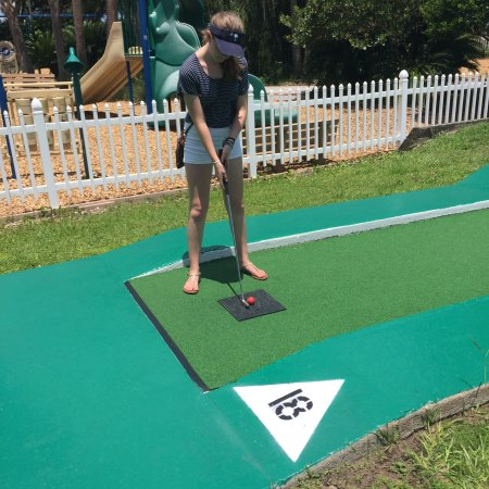 Jekyll Island Mini Golf Bike Rentals