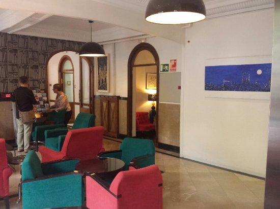Hotel Lloret Ramblas: 20160613_102747_large.jpg