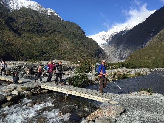 Franz Josef, Nova Zelândia: personalised guiding