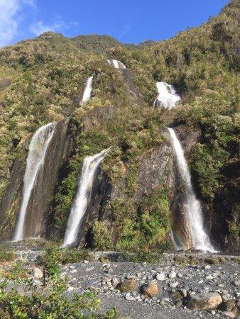 Franz Josef, Nova Zelândia: amazing views