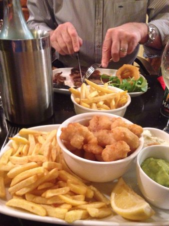 Greyabbey, UK: A very enjoyable Sunday lunch !!