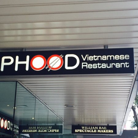 Chatswood, Αυστραλία: Nice renovation. Extended menu. Still same great Phood