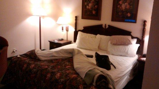 Walcott, IA: Sleeping Area