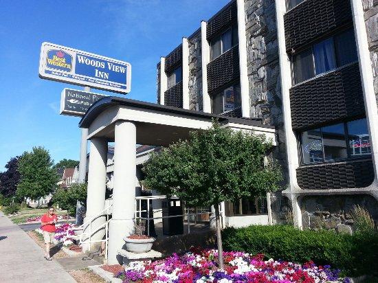 Best Western Milwaukee West: 20160716_173942_large.jpg