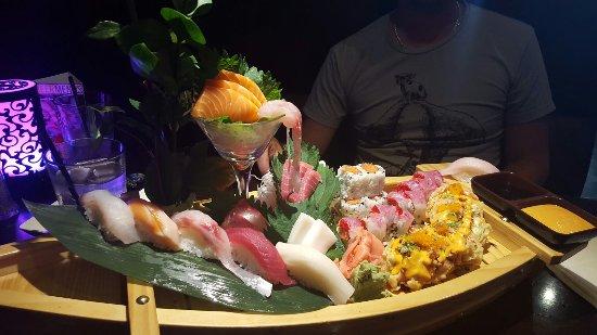 Broadview Heights, OH: Fujiyama Hibachi Sushi Bar
