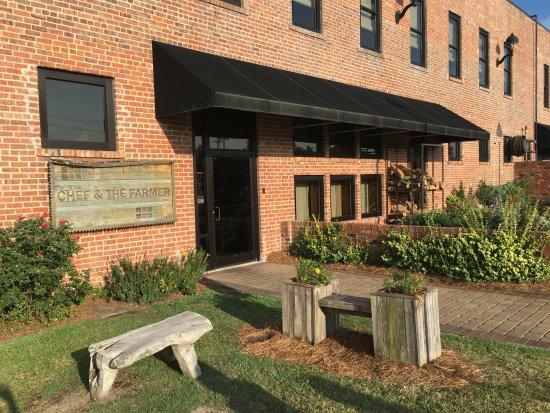 Kinston, Carolina del Norte: Entrance