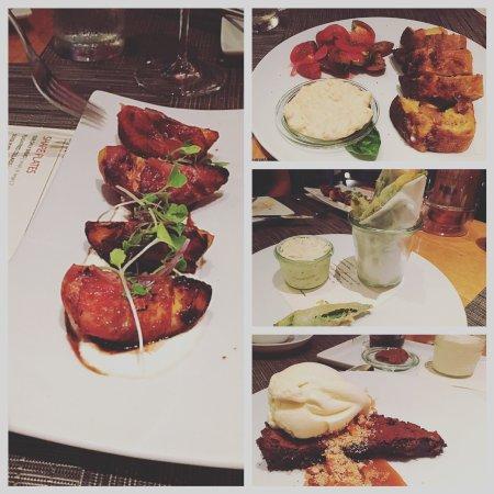 Kinston, Carolina del Norte: Some of the dishes I had... All So Good!
