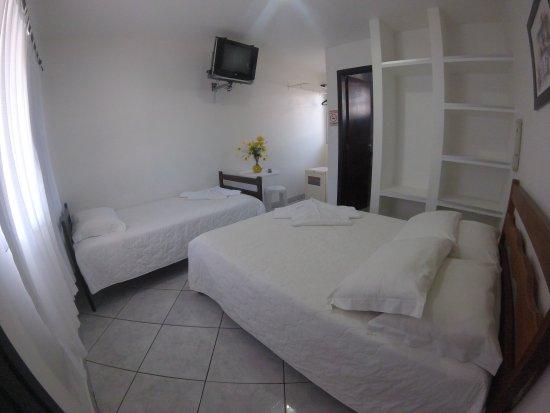 Hotel Pousada Porto da Lua - Quarto