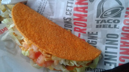 Delta, Canadá: Taco doritos