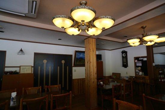 Minamimaki-mura, Japón: 店内の様子