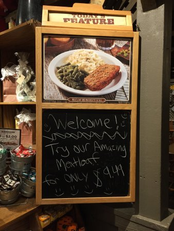 Belleville, Μίσιγκαν: Dinner