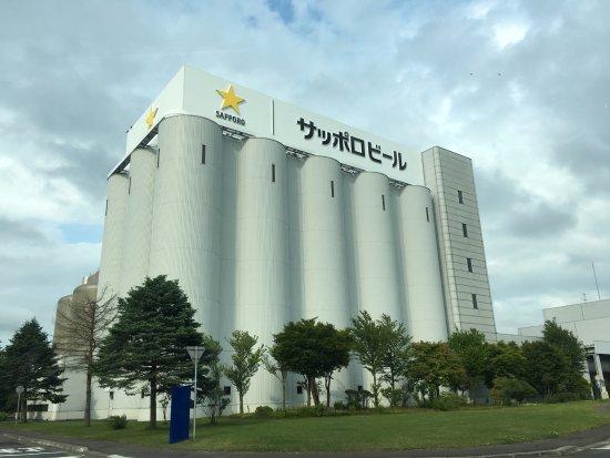 Eniwa, Japón: Sugoi sapporo beer factory
