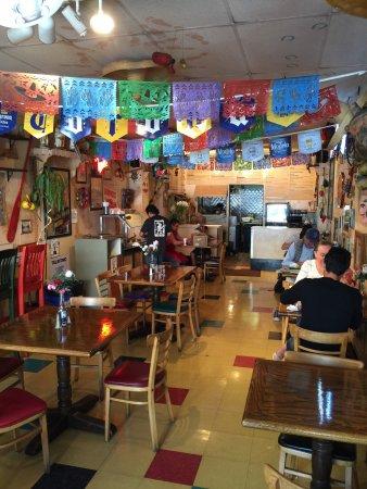 Polk Street Mexican Restaurants