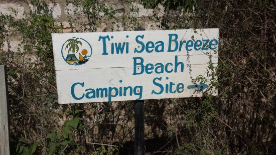 Tiwi Sea Breeze Restaurant: unsafe place