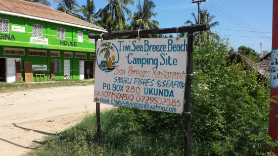 Tiwi Sea Breeze Restaurant: most unsafe and unhygienical placein Tiwi-