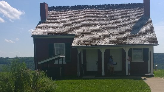 Ripley, OH: John Rankin house