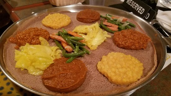 Gojo Ethiopian Restaurant: 20160716_194404_large.jpg