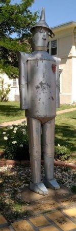 Liberal, KS: The Tin Man
