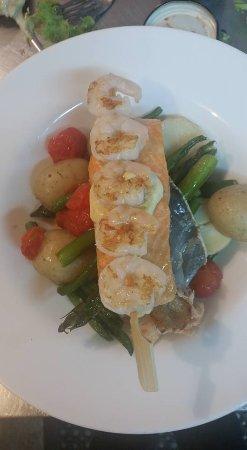 Fairlie, นิวซีแลนด์: Great meals ..):)