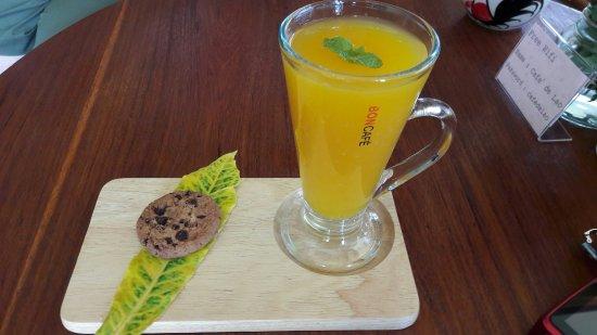 Chiang Khong, Tajlandia: Cafe de Lao