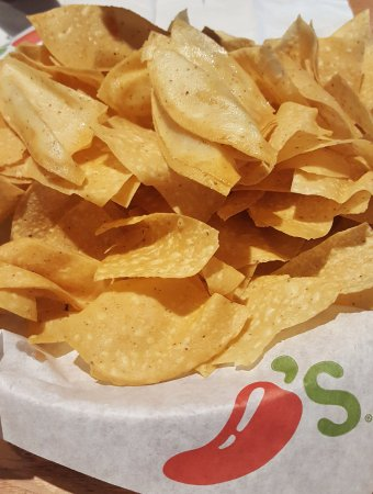 Lutherville Timonium, MD: tortilla chips and salsa