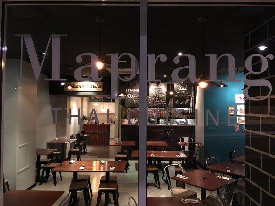 Lawson, Avustralya: Maprang Thai Restaurant