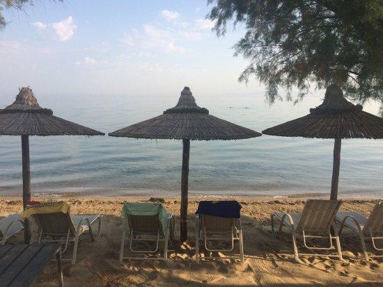Peraia, Grecia: Mike's place