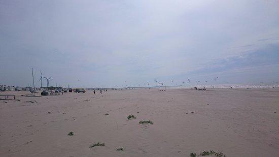 Wijk aan Zee, Países Bajos: пляж